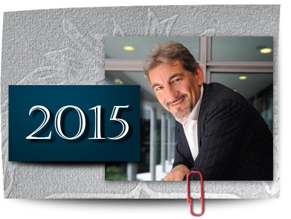 CALRE Presidency 2015