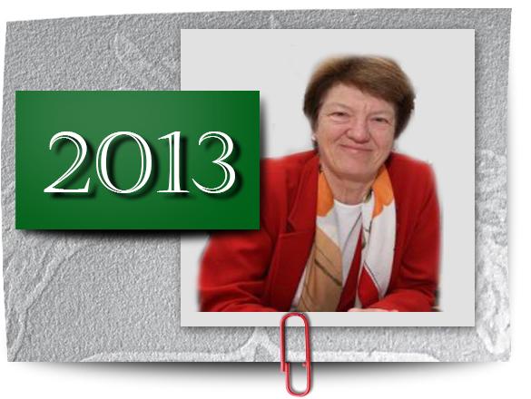 CALRE Presidency 2013