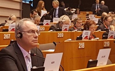 Durán raises in Brussels the need to address the challenges of the common European project in the face of Euroscepticism and to respond both to the situation of refugees and the consequences of Brexit.