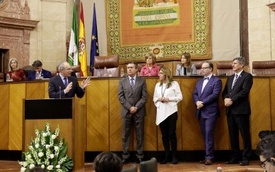 """President Durán: """"Our continent is once again at a turning point and solutions must come from a Europe of citizens, more united and more social. Separatisms weaken us """""""