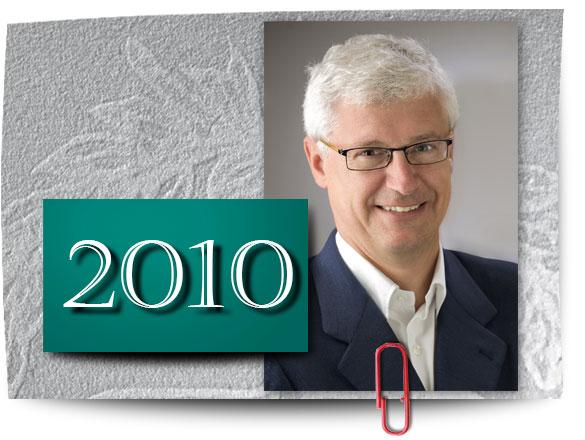 CALRE Presidency 2010