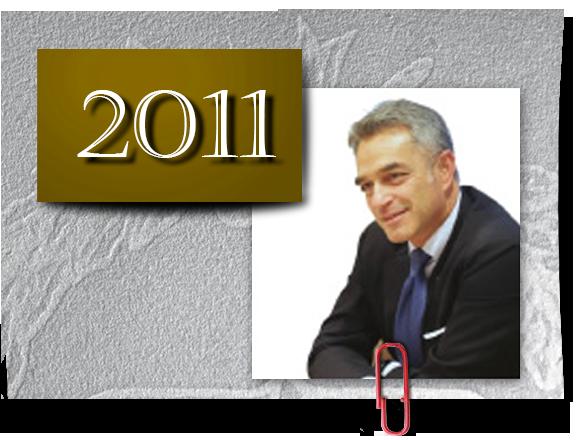 CALRE Presidency 2011