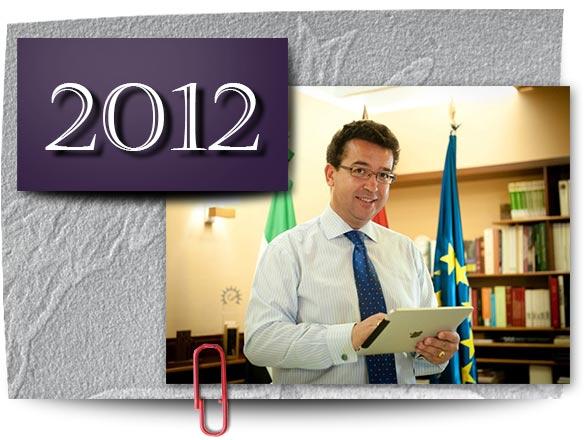 CALRE Presidency 2012
