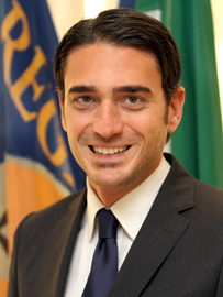 Nicola Irto (Consiglio Regionale della Calabria)