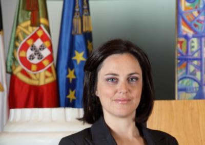 Ana Luís ( Presidente da Assembleia Legislativa da Região Autónoma dos Açores)