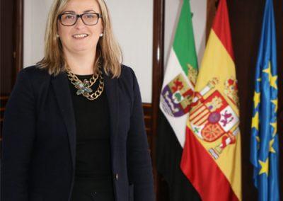 Blanca Martín Delgado (Parlamento de Extremadura)