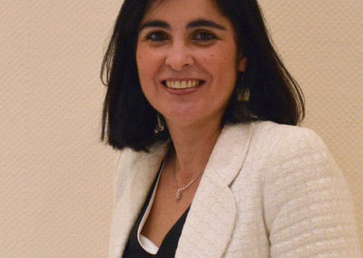 Carolina Darias San Sebastián (Presidenta del Parlamento de Canarias)