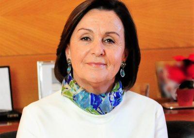 María Dolores Gorostiaga Sáiz (Parlamento de Cantabria)