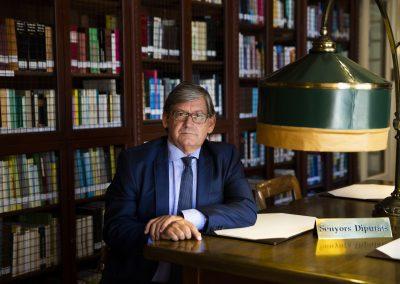 Vicenç Thomàs Mulet (Parlament de les Illes Balears)