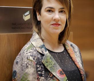 Ainhoa Aznárez Igarza (Parlamento de Navarra)