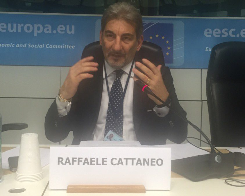 Brussels, Cattaneo chairs CALRE Second Standing Committee