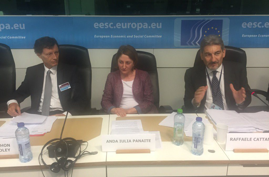 The CALRE plenary assembly with representatives of the associations of European regionalism to be held in the province of Varese at the end of November