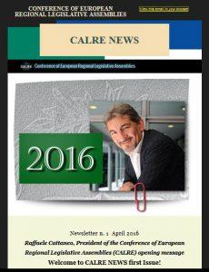 Newsletter 2016 #.01