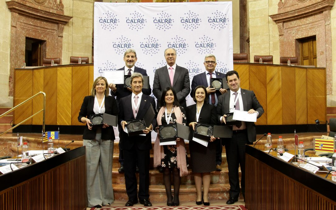"""Five projects of European Regional Assemblies received the """"Stars of Europe"""" Awards"""