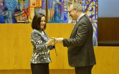 The President of the Legislative Assembly of the Autonomous Region of the Azores takes over the CALRE Presidency