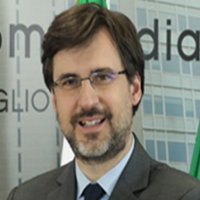 Carlo Borghetti  (Vicepresident of the Regional Council of Lombardy)