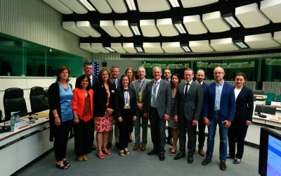 CALRE's Standing Committee meets in Brussels