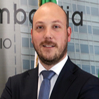 Dario Violi (Secretary Councilor of the Regional Council of Lombardy – Member of the Presidency Office)
