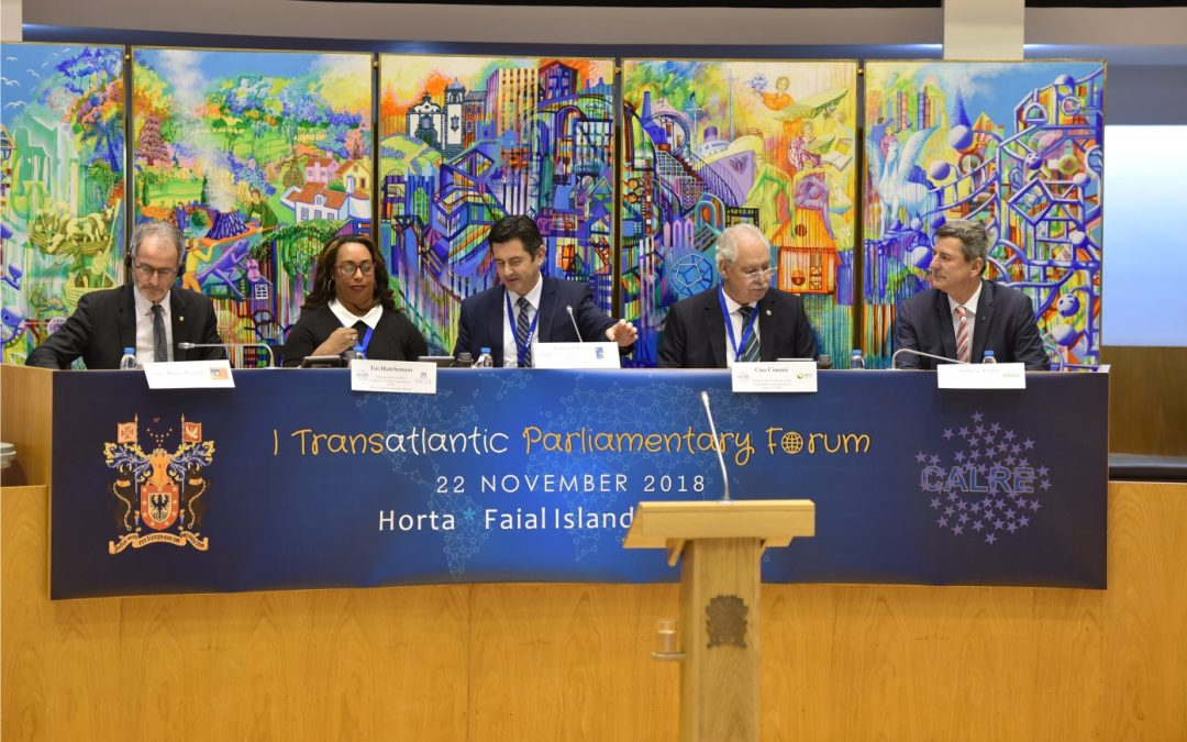 CALRE organises the I Transatlantic Parliamentary Forum
