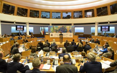 Ana Luís highlighted the importance of the Regions to the success of the European project