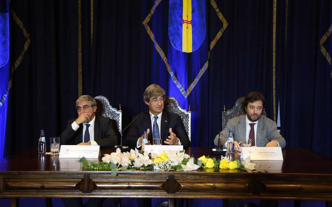 Legislative Assembly of the Autonomous Region of Madeira hosted the Conference
