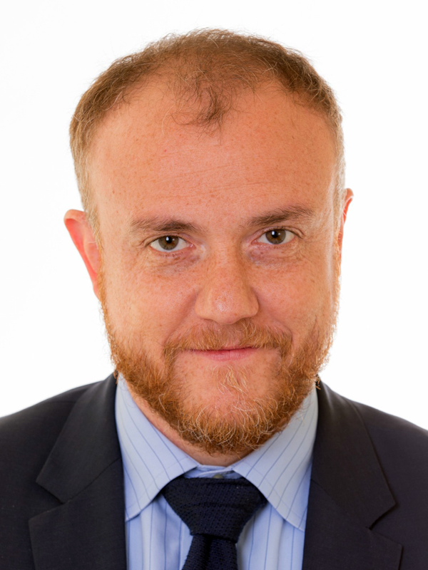 Devid Porrello (Vicepresident of the Consiglio regionale del Lazio)