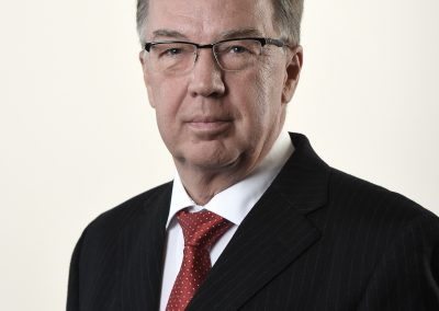 Bert Häggblom       (Parliament of Aland)