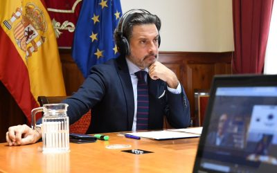 Matos conveys to the European institutions the need to make joint actions in the face of the migratory phenomenon a fundamental axis of EU policy