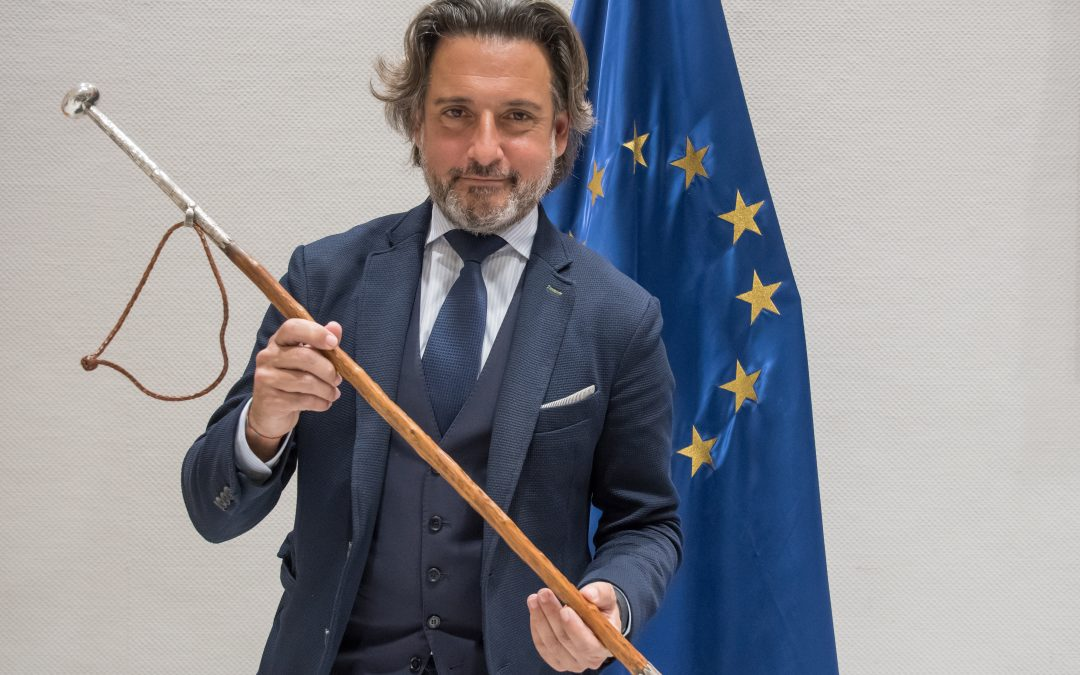 Gustavo Matos is unanimously re-elected president of the European regional parliaments with legislative capacity