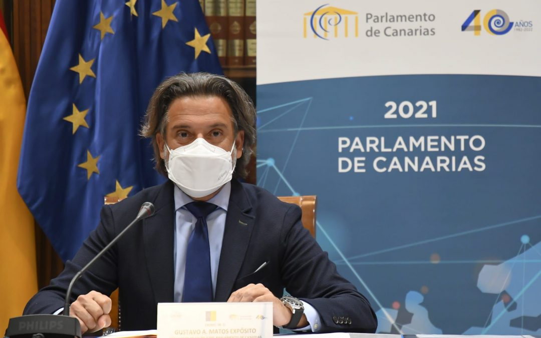 Matos defends the key role of regions in national post-pandemic recovery plans