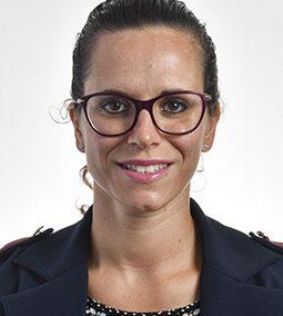 Erika Baldin (Secretary Councillor of the Consiglio Regionale del Veneto)