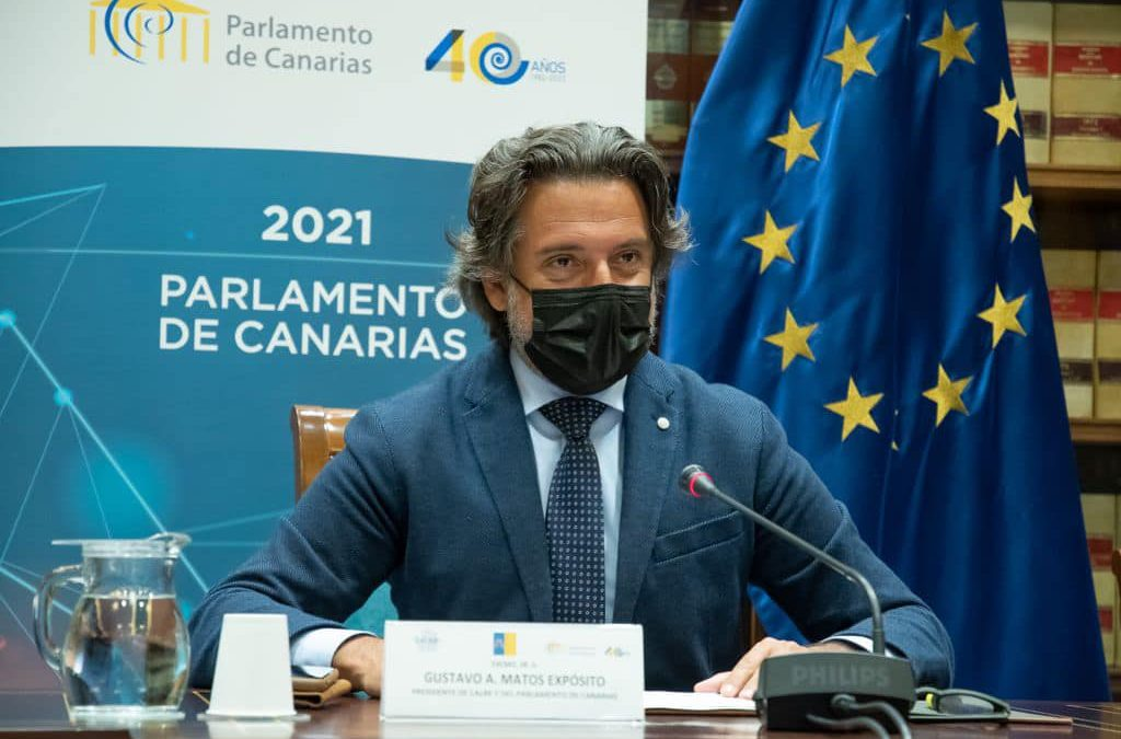 """Matos appeals to solidarity between regions """"in a Europe as a unique space of coexistence"""""""
