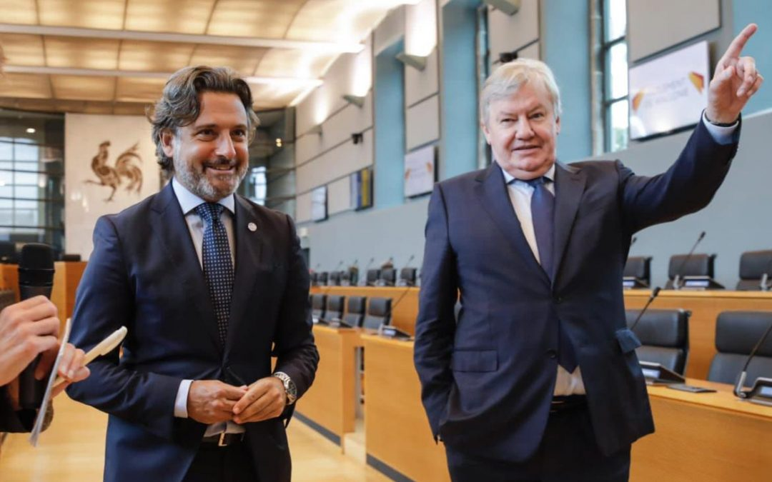 """Matos: """"The direct thread of the regions with the citizenship demands their greater presence at the Conference on the Future of Europe"""""""
