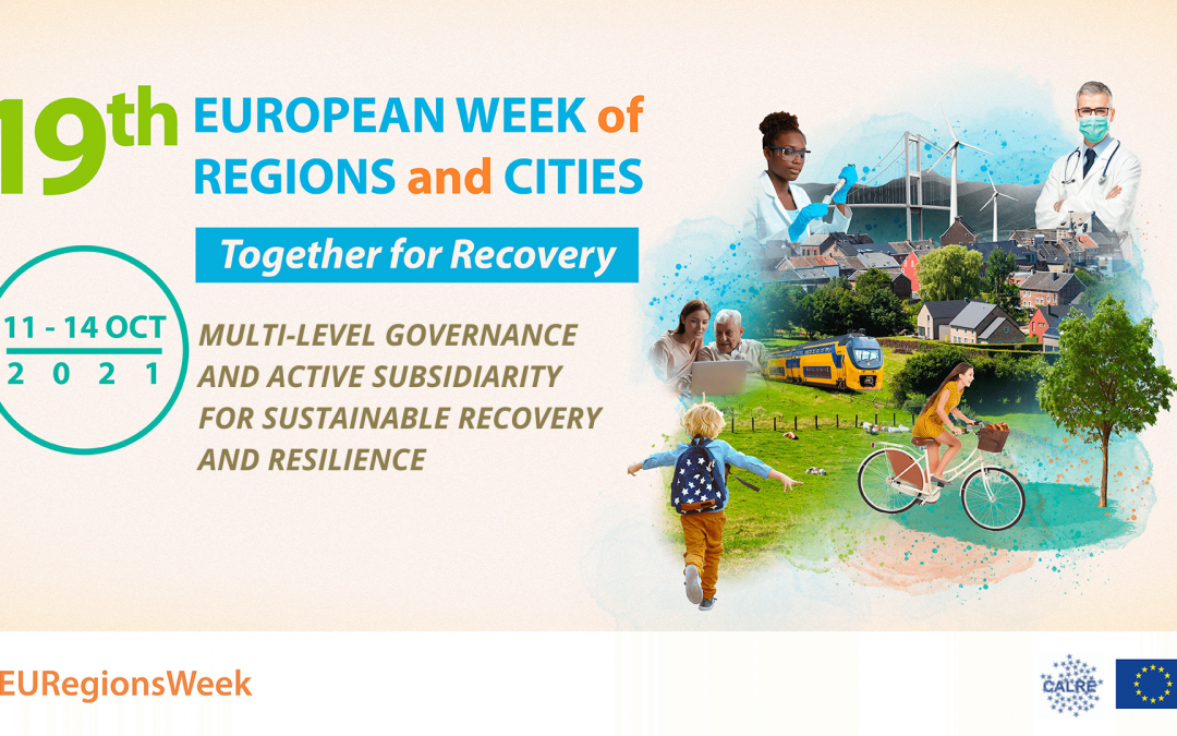Multi-level governance and active subsidiarity for sustainable recovery and resilience